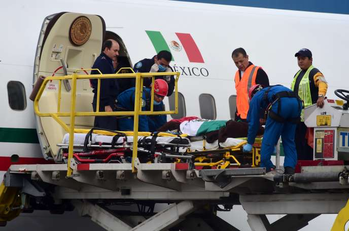 Huit touristes mexicains et leurs quatre accompagnateurs égyptiens ont été tués le 13 septembre dans un bombardement de l'armée dans le désert occidental. Six survivants de l'attaque ont été rapatriés vendredi dernier à Mexico.