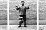 """Ai Weiwei, """"Dropping a Han Dynasty Urn"""" (1995)."""