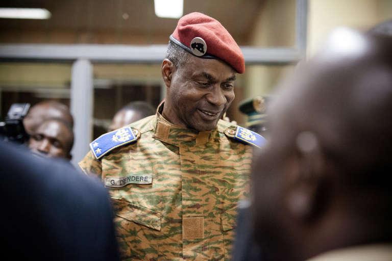 Gilbert Diendéré, ancien chef d'état-major particulier de l'ex-président Blaise Compaoré.