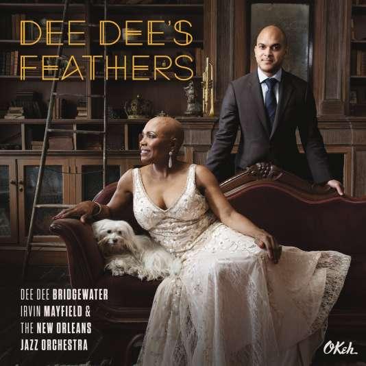 Pochette de l'album « Dee Dee's Feathers » par Dee Dee Bridgewater, Irvin Mayfield et le New Orleans Jazz Orchestra.