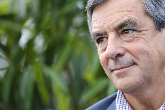 François Fillon, candidat à la primaire des Républicains.