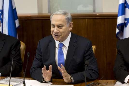Le premier ministre israélien, le 20 septembre.