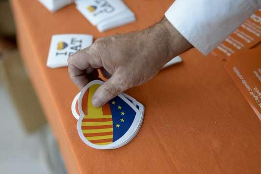 Les partisans de l'indépendance présentent les élections régionales de dimanche comme un plébiscite, pour ou contre leur projet de conduire la région vers la sécession en seulement dix-huit mois.