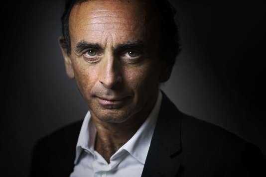 Ancien chroniqueur de l'émission « On n'est pas couché», sur France 2, jusqu'en 2011, Eric Zemmour est également éditorialiste au «Figaro».