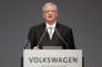 Martin Winterkorn, le patron de Volkswagen, le 5 mai, à Hanovre