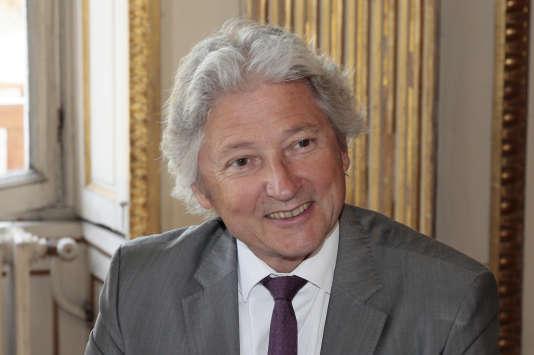Dominique Rousseau, professeur de droit constitutionnel à l'Université Paris-I Panthéon-Sorbonne.