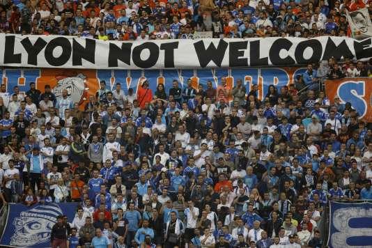 Au stade vélodrome de Marseille, le 20 septembre 2015.