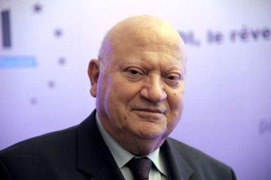 Le député UDI André Santini, en janvier 2013.
