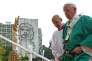 Le pape François, à La Havane, dimanche 20 septembre.