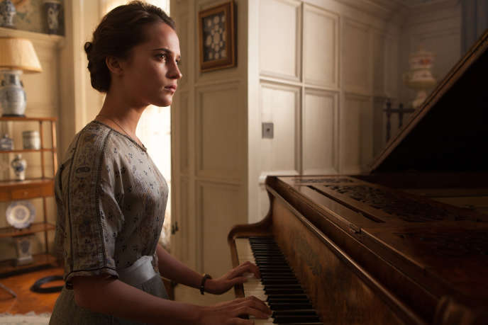 Alicia Vikander dans le film britannique de James Kent,