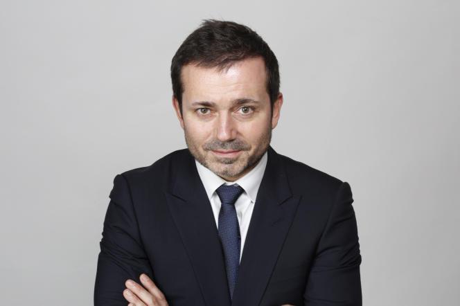Stéphane Distinguin est président du pôle de compétitivité Cap Digital et de l'agence de communication FaberNovel.