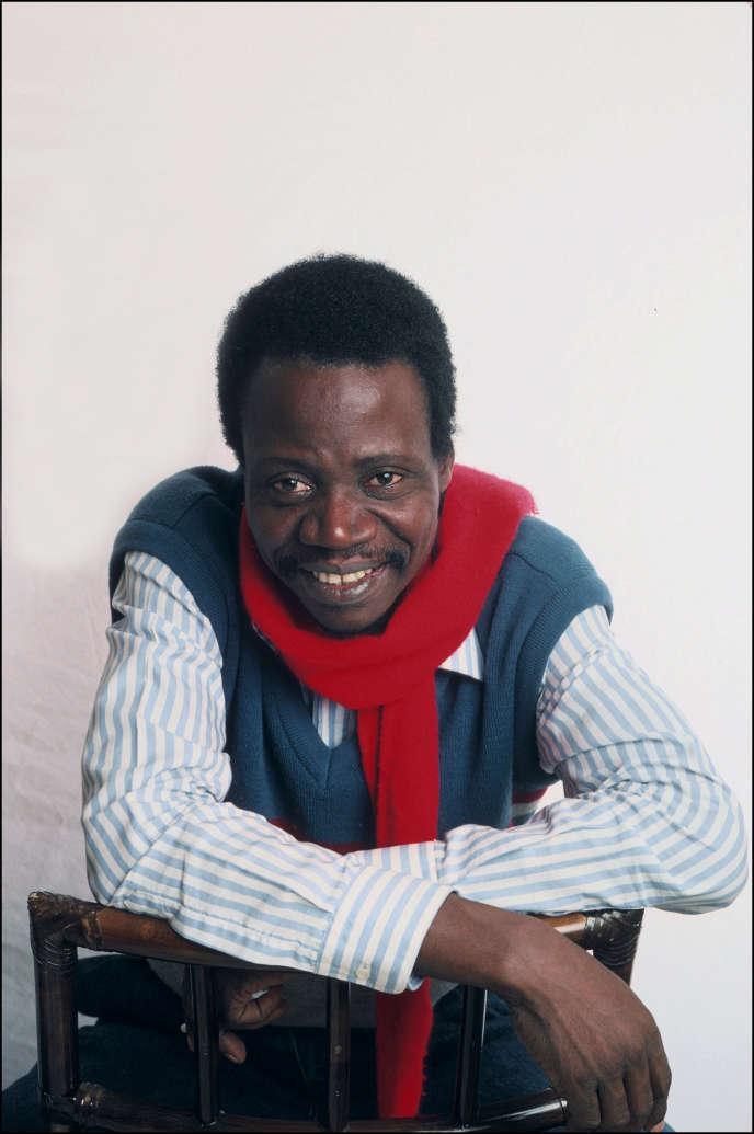 Sony Labou Tansi, 1987.