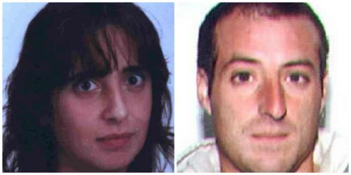 David Pla et Iratxe Sorzabal, arrêtés mardi 22 septembre.