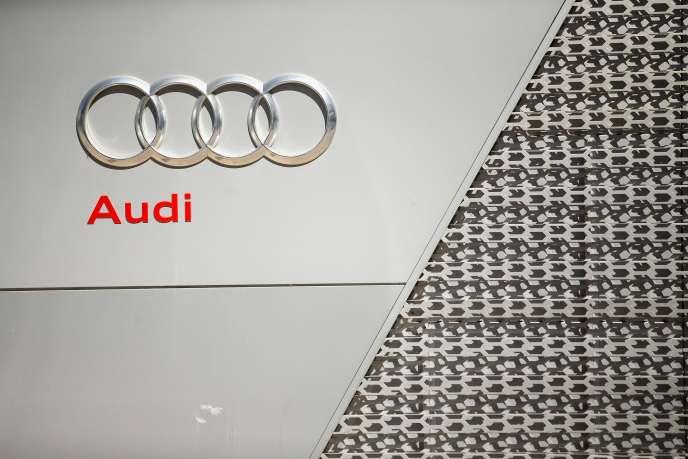 Audi indique que 1,42 million de voitures sont concernées en Europe occidentale par le scandale des moteurs truqués qui frappe le constructeur automobile.