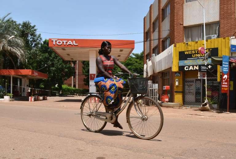 A Ouagadougou, le 22 septembre.