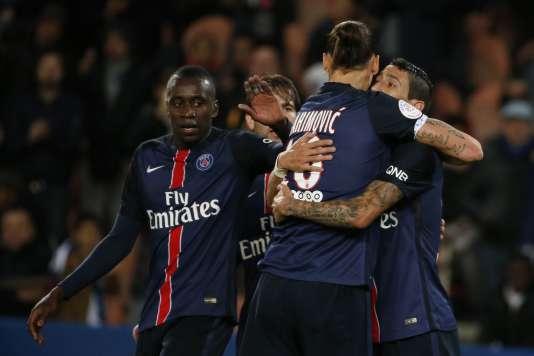 Le PSG a battu Guimgamp 3 à 0, mardi soir aux Parc des Princes, lors de la 7e journée de Ligue 1, avec les buts de Pastore (18), Di Maria (76) et Ibrahimovic (83).