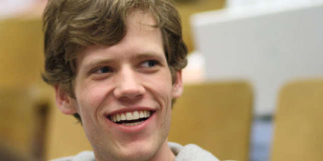 Christopher Poole, alias « Moot ».