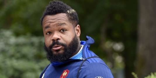 Mathieu Bastareaud, le 4 septembre.