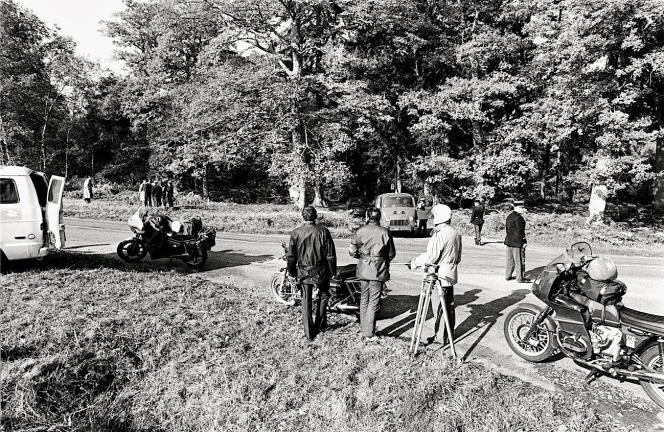 Le corps de Robert Boulin a été découvert dans la forêt de Rambouillet, le 30octobre 1979.