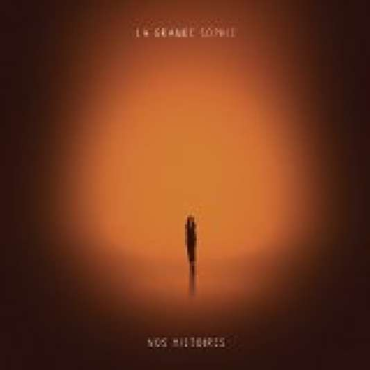 Pochette de l'album « Nos histoires », de La Grande Sophie.