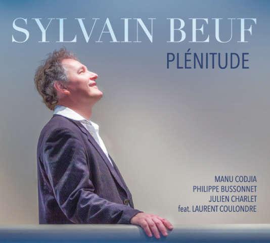 Pochette de l'album « Plénitude », de Sylvain Beuf.