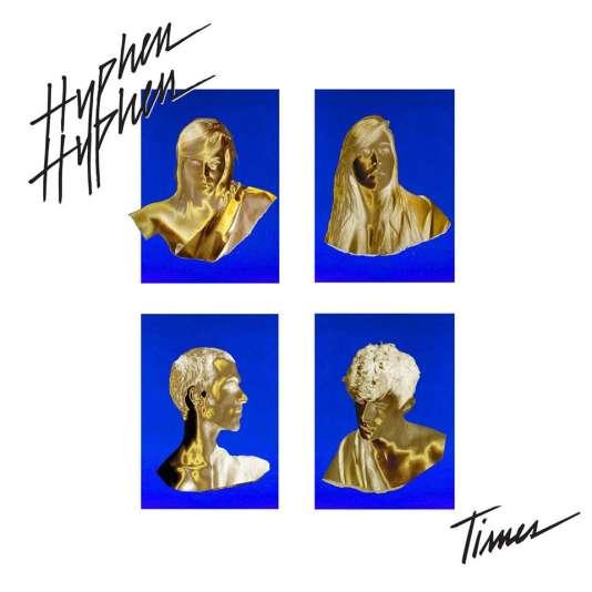 Pochette de l'album « Times », d'Hyphen Hyphen.