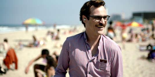 Joaquin Phoenix interprète Theodore Twombly.