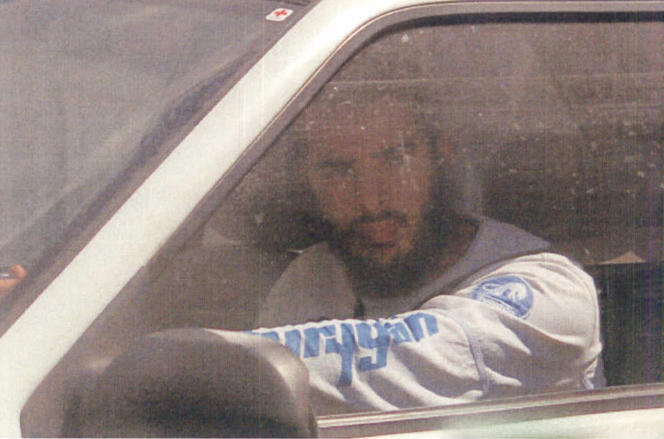 Salim Benghalem en 2010.