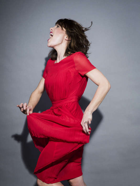 Alix Poisson, comédienne