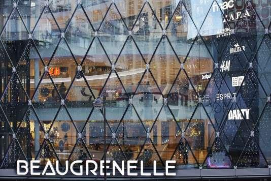 Le centre commercial Beaugrenelle, dans le 15e arrondissement de Paris, pourra ouvrir le dimanche.