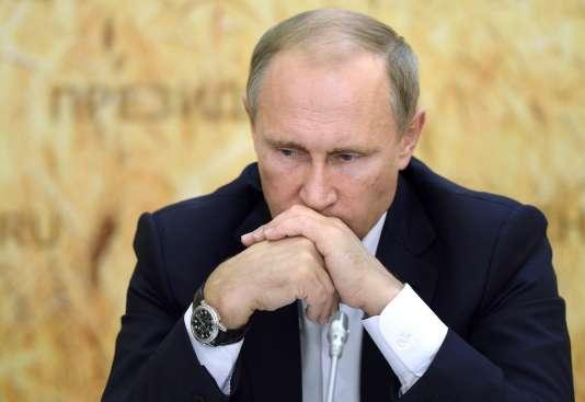 Le président russe Vladimir Poutine devrait tenir la vedette lors de l'ouverture de l'Assemblée générale des Nations unies, le 28 septembre, à New York.