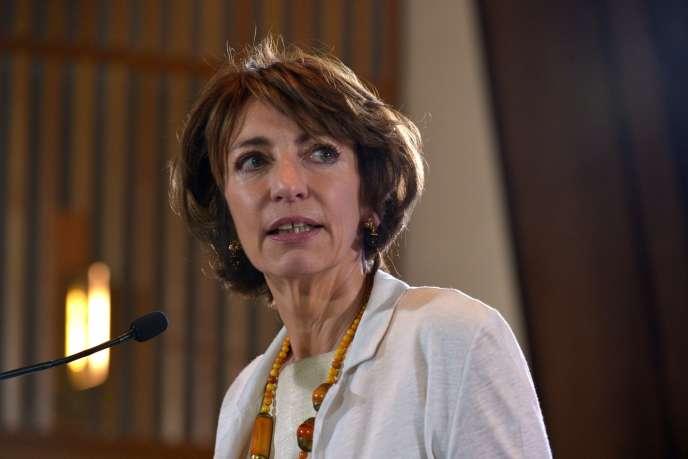 La ministre de la santé, Marisol Touraine, à Paris, le 24 septembre.