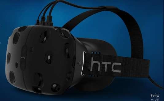 Vive VR, un casque construit par HTC en partenariat avec Valve, doit offrir de nouvelles expériences aux utilisateurs de Steam.