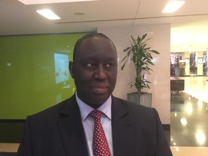 Aliou Sall, frère du président sénégalais.