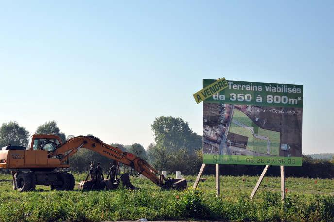« Pour ancrer la reprise, il faut libérer des terrains constructibles, alléger les normes et les réglementations, accélérer les permis de construire », dit Alexandra François-Cuxac, présidente de la FPI.