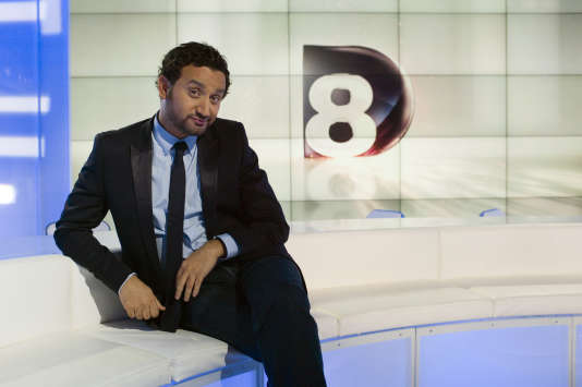 Cyril Hanouna à Paris en octobre 2012.