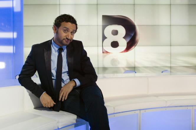 Cyril Hanouna, l'animateur de l'émission