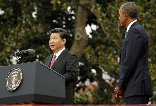 Outre la cybercriminalité, les droits de l'homme et les tensions en mer de Chine méridoniale ont aussi été au coeur de la visite d'Etat du président chinois à la Maison Blanche.