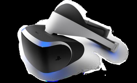 Le casque de réalité virtuelle de Sony devrait coûter entre 300 et 500 euros.