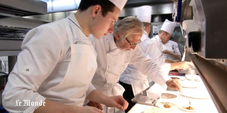 Recette De Saison Dans Les Cuisines Du Chef Etoile Pierre Gagnaire