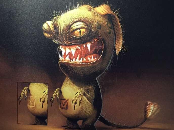 Cette étonnante créature, un lapin crétin monstrueux, est le chaînon manquant entre deux jeux vidéo en apparence sans rapport, « Rayman » et « Zombi U ».