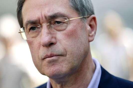 Claude Guéant en mai 2012.