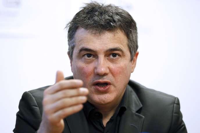 Le médecin urgentiste Patrick Pelloux, chroniqueur dans «Charlie Hebdo», a annoncé sa décision d'arrêter d'écrire pour l'hebdomadaire.