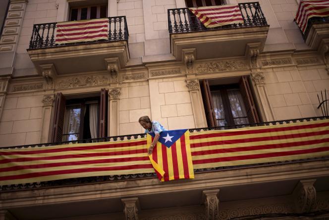 Barcelone, le 23 septembre.