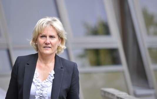 La députée européenne Nadine Morano, le 7 septembre.