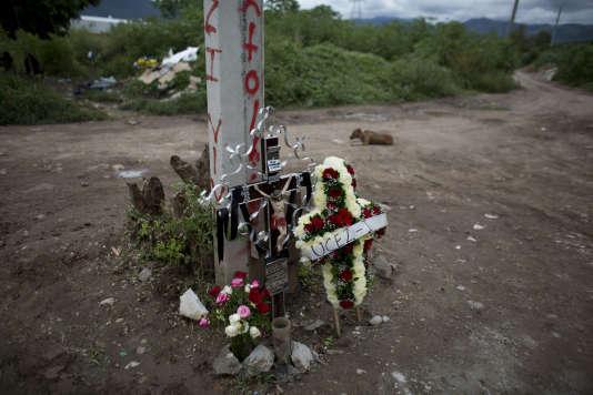Seuls les restes d'un étudiant, Julio Cesar Mondragon, ont jusqu'alors pu être identifiés grâce à son ADN par un laboratoire autrichien.