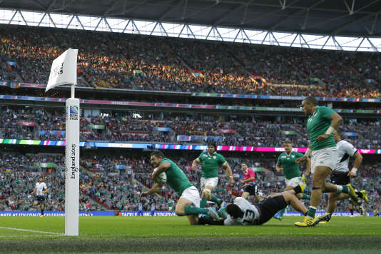 L'Irlande a battu la Roumanie (44-10), dimanche 27 septembre.