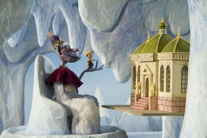 Une image du film d'animation tchèque de Bretislav Pojar,