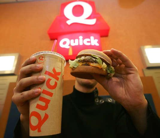 Si les négociations exclusives aboutissent, l'actionnaire majoritaire de Burger King France deviendra le deuxième acteur du secteur. Et la marque Quick disparaîtrait.