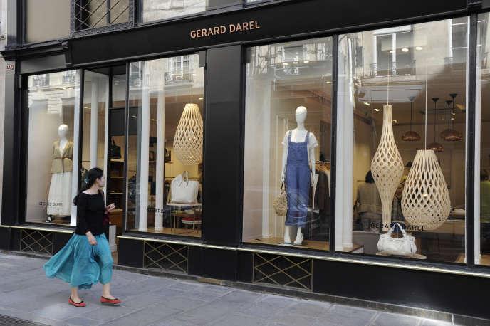 e595e89452b33 Trois offres de reprise pour Gérard Darel